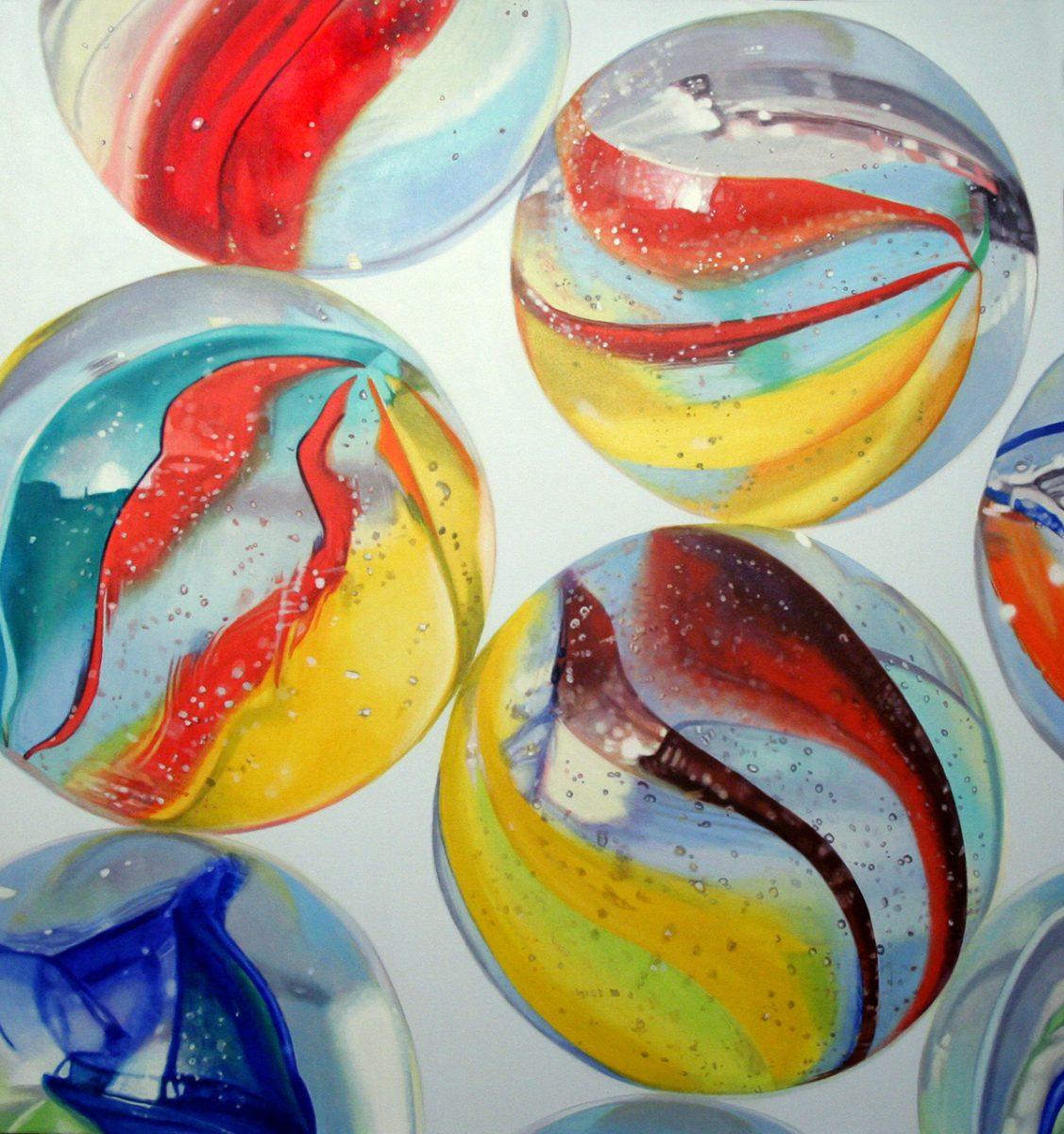 Marbles No. 6