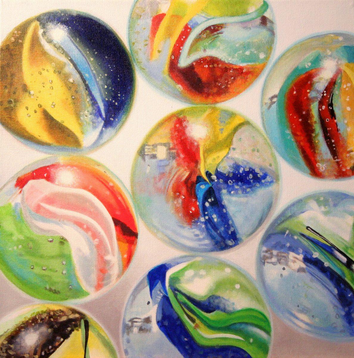 Marbles No. 7