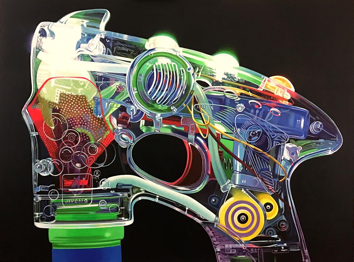 Bubble Gun No. 3